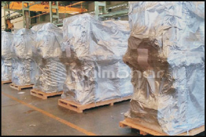 Aluminum foil Vacuum packaging